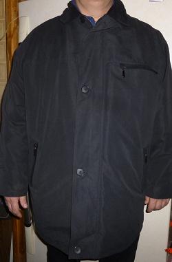 Отдается в дар «Мужская куртка»