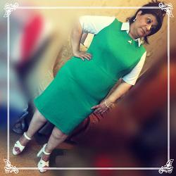 Отдается в дар «Платье летнее 54 размер»