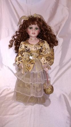 Отдается в дар «Кукла на реставрацию»