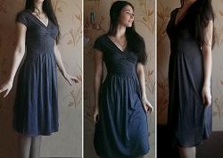 Отдается в дар «Серое платье»