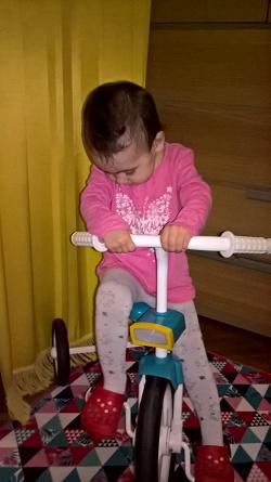 Отдается в дар «Трехколесный велосипед»
