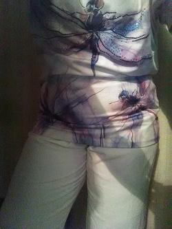 Отдается в дар «Летнии брюки Ostin»