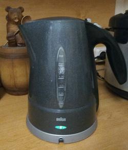 Отдается в дар «Чайник электрический»