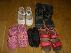 Отдается в дар «Обувь 32 размер.»