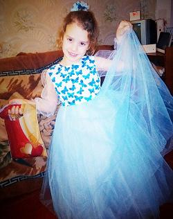 Отдается в дар «Сошью платье для Вашей принцессы»