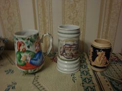 Отдается в дар «Пивная кружка из Болгарии»