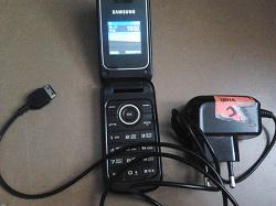 Отдается в дар «Телефон Samsung GТ-Е1195 проблемный»