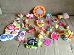 Отдается в дар «Игрушки для малышей»