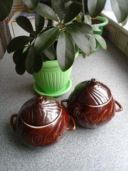 Отдается в дар «горшки для готовки»