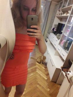 Отдается в дар «коктельное платья»