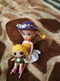 Отдается в дар «Кукла, куколка… для девочек»