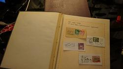 Отдается в дар «Альбомы для марок (очень старые)»