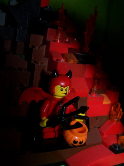 Отдается в дар «Минифигурка Лего»