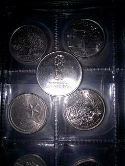 Отдается в дар «Очередная монета из будущего :-)»