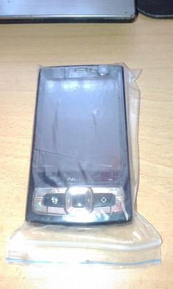 Отдается в дар «Nokia N 95»