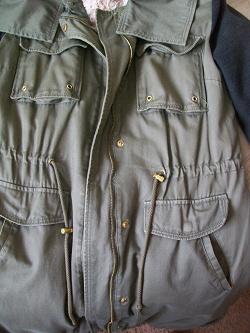 Отдается в дар «Куртка stradivarius»