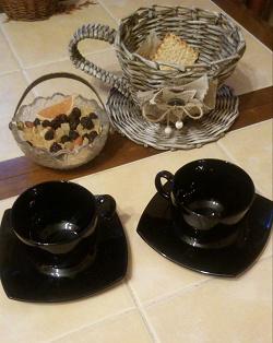 Отдается в дар «4 чайные пары»