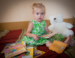 Отдается в дар «Разные книжечки для детей»