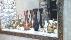 Отдается в дар «ваза металлическая»