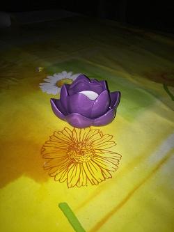Отдается в дар «Подсвечник для чайной свечи»