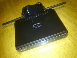 Отдается в дар «точка доступа Dlink DAP-1360»