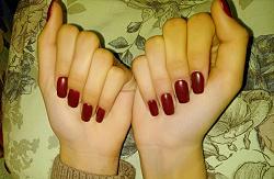 Отдается в дар «Маникюр и наращивание ногтей»