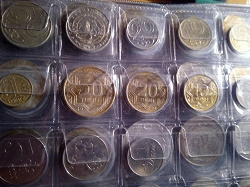 Отдается в дар «Подборка монет Казахстана»