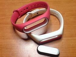 Отдается в дар «браслеты для фитнес-трекера Mi Band»