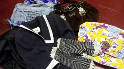 Отдается в дар «Женская одежда, б/у, размер 42»