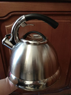 Отдается в дар «Чайник со свистком»