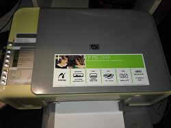 Отдается в дар «МФУ HP 1510»