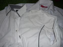 Отдается в дар «Белые рубашки на 10 -11 лет»