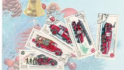 Отдается в дар «Пожарные машины.»