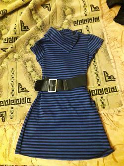 Отдается в дар «Платье для девочки рост 122-128»