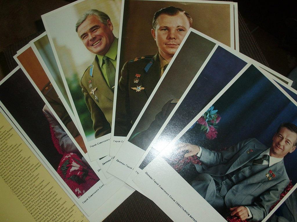 суть набор открыток космонавты картинку, которой