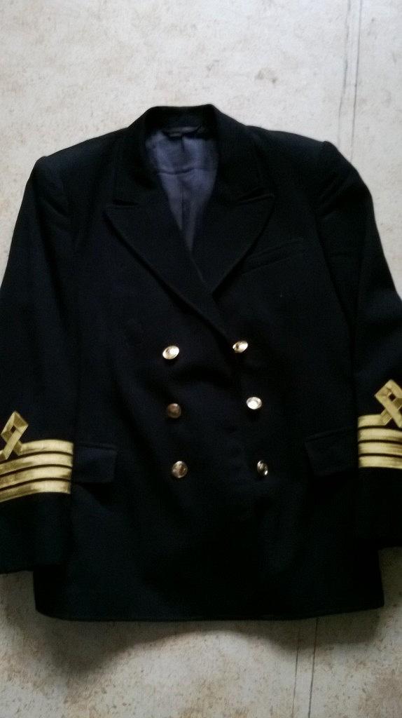 фото морской формы капитана дальнего плавания полного