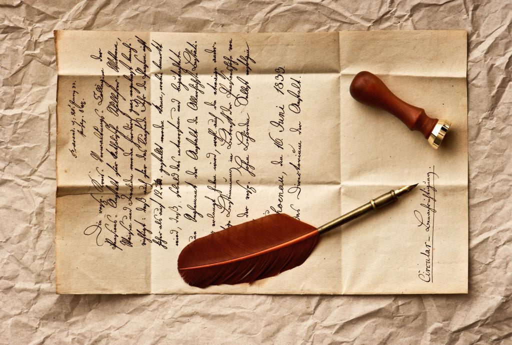 Что такое письмо и открытка