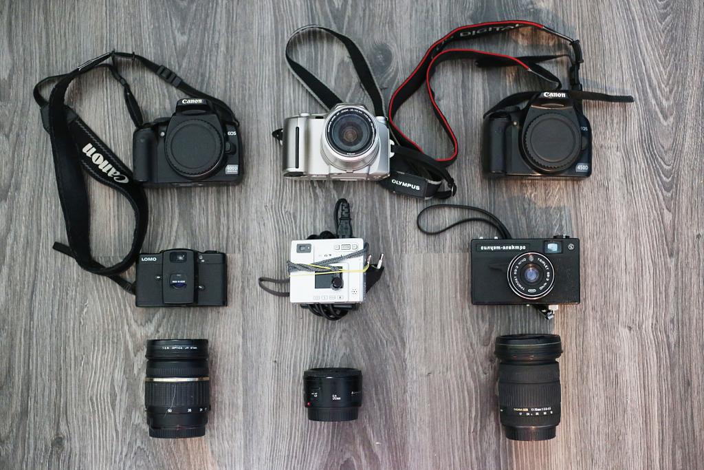 числе отдам даром фотоаппарат в орле эти вещи