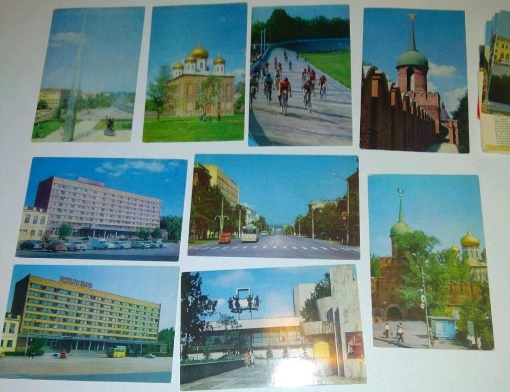 открытки тула с описанием распечатать самом
