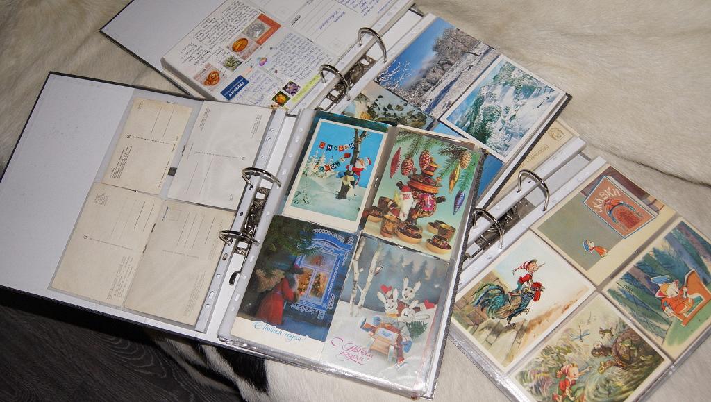 Добрым утром, филателисты открытки