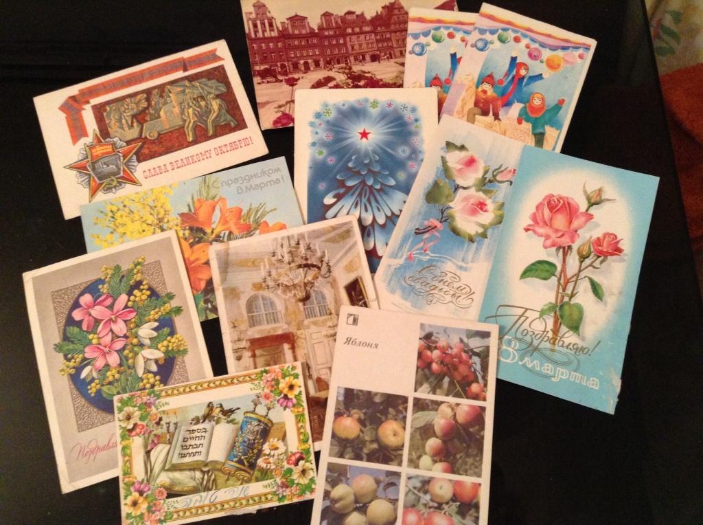 Как называются коллекционирование открыток