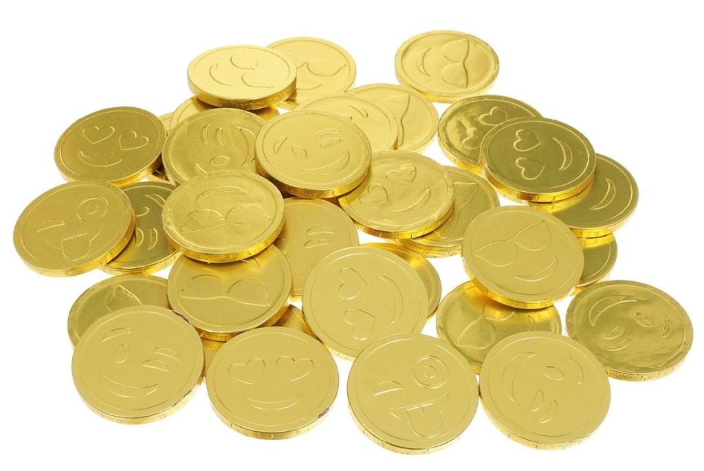 ещё картинки монетки решения обработки