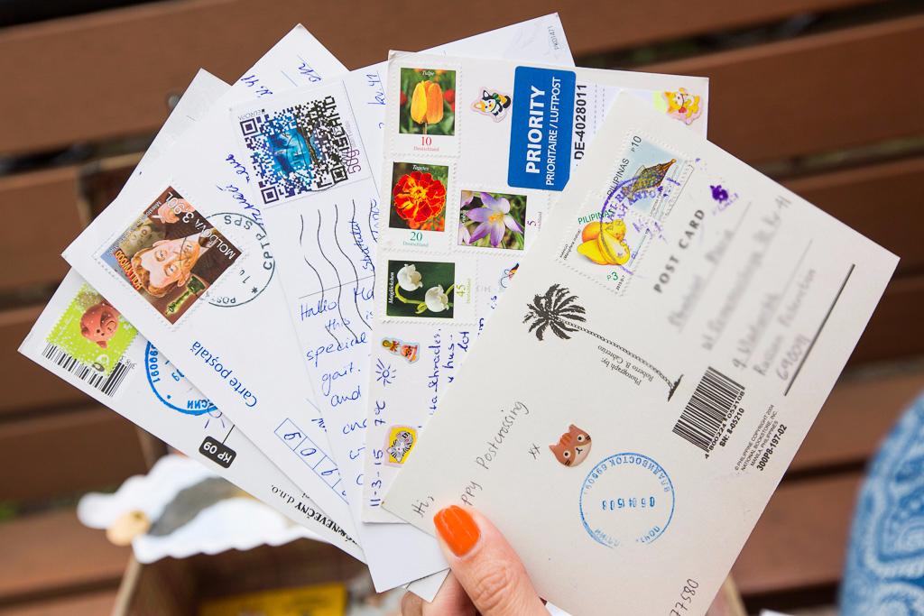 затем где взять открытки для посткроссинга услуги