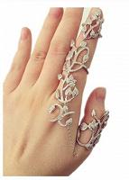 Отдается в дар Кольцо на два пальца
