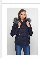 Отдается в дар Курточка зимняя короткая.