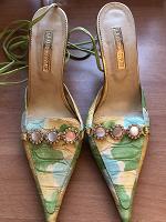 Отдается в дар туфли 38