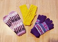 Отдается в дар Варежки, митенки, перчатки