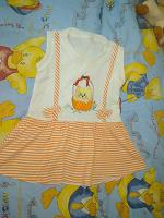 Отдается в дар Детское платье на девочку на годик