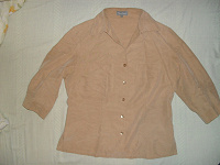 Отдается в дар Блузка-рубашка 44-46 р.