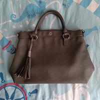 Отдается в дар Серая женская сумка